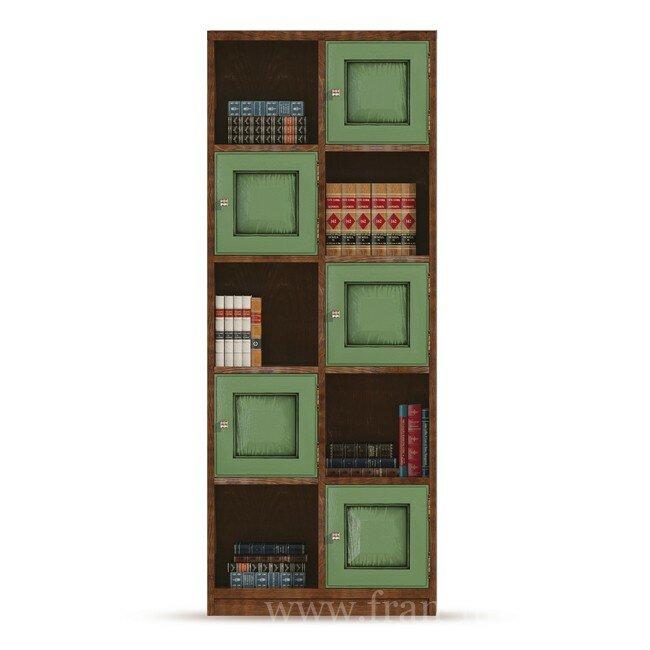 Гостиная Диего, Стеллаж, СВ-367 Дуб зеленый
