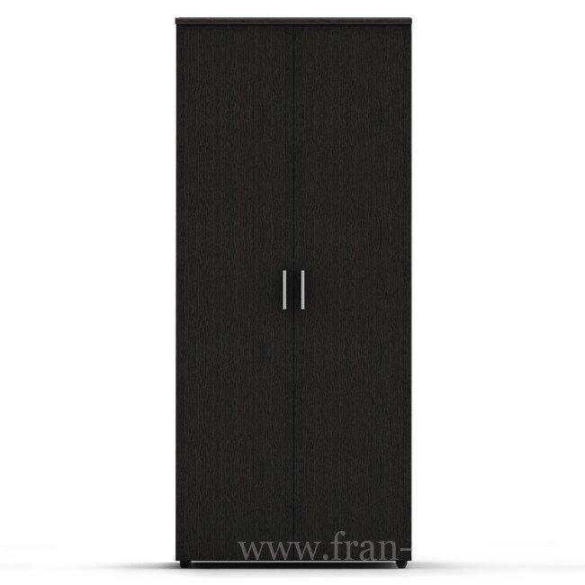Ода, Шкаф, СВ-185Дуб феррара<br>Шкаф можно дополнить шкафом-колонкой СВ-186. Комплектуется штангой для вешалок<br>