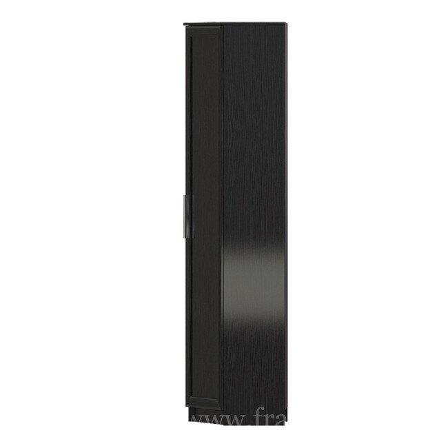 Джейн, Шкаф торцевой, СВ-446 правыйДуб феррара<br>Торцевой шкаф длиной 40 см поможет закончить композицию. Комплектуется полками. Приставляется с правой стороны от гарнитура.<br>