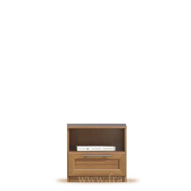 Спальня Эстель, Тумба прикроватная, СВ-418 Эстель Орех