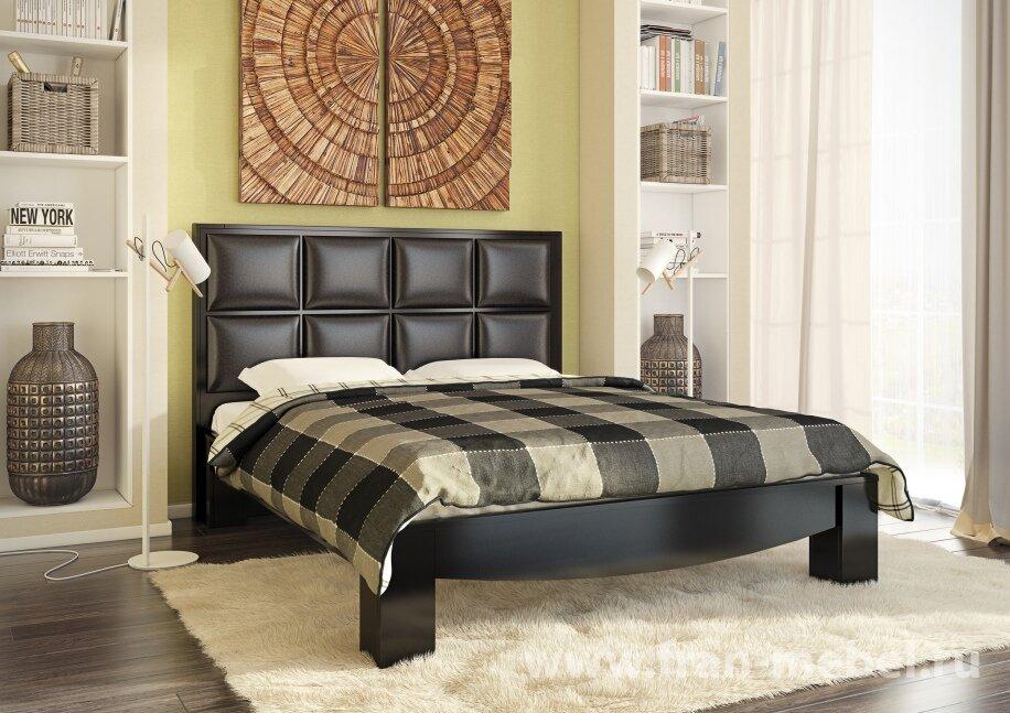 Кровать Эвита от Fran-mebel