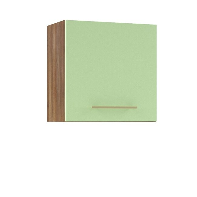 Кухня Арина (Стиль), Полка, Г-50/50 Ноче марино/СалатовыйНоче марино/салатовая<br>Полка длиной 50 см. Советуем приобрести дополнительно сушку для посуды.<br><br>Цвет корпуса: Ноче марино<br>Цвет фасада: Салатовый<br>Скидка: 52%