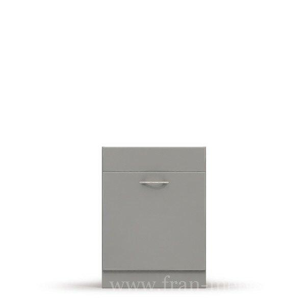 Кухня Барбара (Бела), Стол под мойку, СМ-60/82 Кухня Бела БарбараЦветовые решения<br>Стол под мойку на 60 см.<br>Данный стол комплектуется большим выдвижным ящиком, посмотрите внутреннее наполнение чтобы увидеть как это реализовано.<br><br>Скидка: 30%