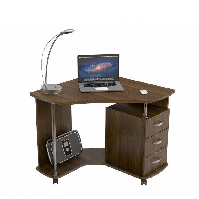 Стол компьютерный, КС 20-25 (орех валенсия) от Fran-mebel