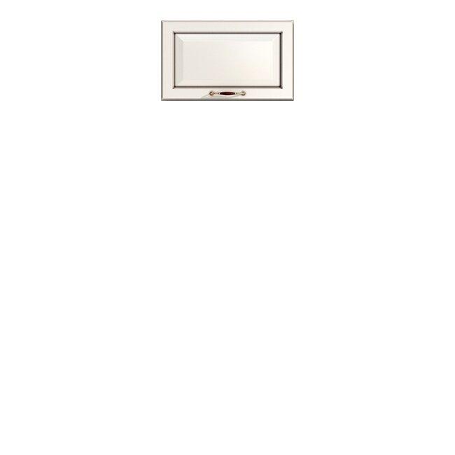 Кухня Барбара Люкс (Дана), Полка, ГМ-60/36 Слоновая костьСлоновая кость (патина)<br><br><br>Скидка: 30%