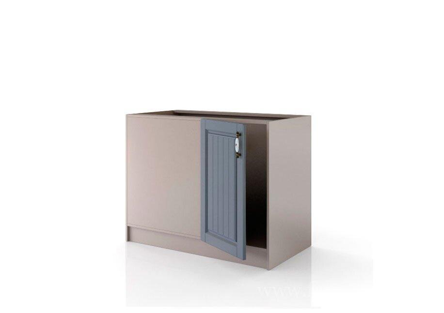 Кухня Ариэль (Трио), Стол угловой правый, СУ-105/82 Кухня Трио АриэльКомбинированные цвета<br><br><br>Скидка: 30%