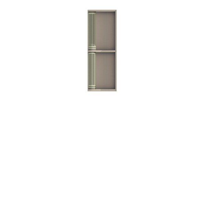 Кухня Барбара Люкс (Дана), Этажерка, Э-2 Барбара Люкс салатовая (патина)Салатовая (патина)<br><br><br>Цвет корпуса: Салатовый<br>Скидка: 30%