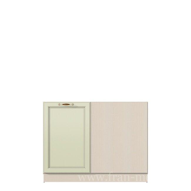 Кухня Барбара Люкс (Дана), Стол угловой левый, СУ-105/82 Барбара Люкс салатовая (патина)Салатовая (патина)<br><br><br>Скидка: 30%