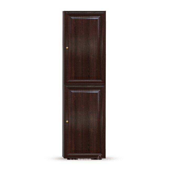 Гостиная Гавана (Лофт), Пенал СВ-315/4 Гавана (Лофт) шоколадГорький шоколад<br>Неглубокий пенал. Двери с бесшумным и плавным закрытием.<br><br>Цвет корпуса: Бук тирольский<br>Цвет фасада: Горький шоколад<br>Скидка: 30%