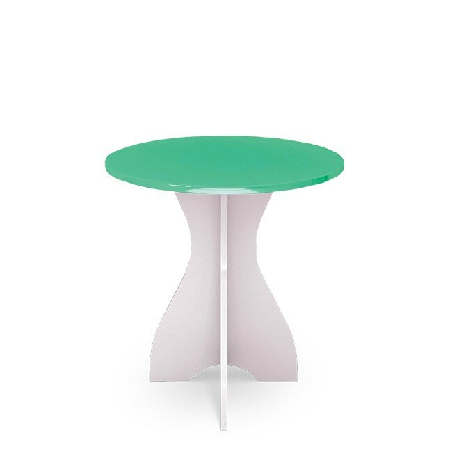 Детская Ниагара (Прованс), Стол круглый СВ-355 Ниагара (Прованс) зелёныйДля всех<br><br><br>Цвет корпуса: Белый<br>Цвет фасада: Зелёный<br>Скидка: 28%