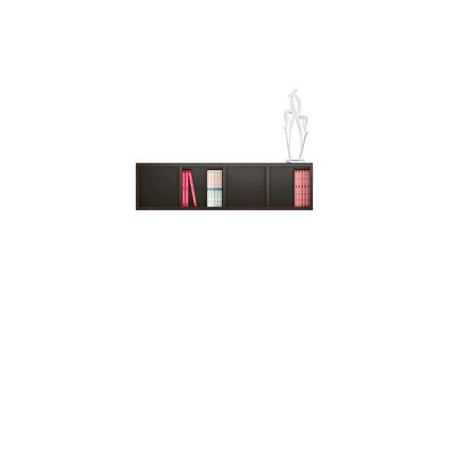 Гостиная Интер, Полка, СВ-237 Венге глянецВенге<br><br><br>Цвет корпуса: Дуб феррара<br>Скидка: 28%