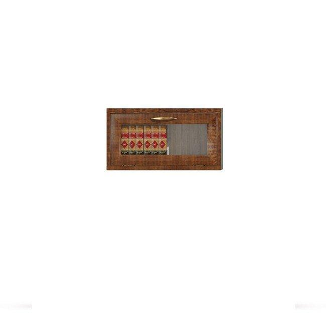Гостиная Диего (Барокко), Витрина горизонтальная СВ-362В Диего (Барокко) ясень