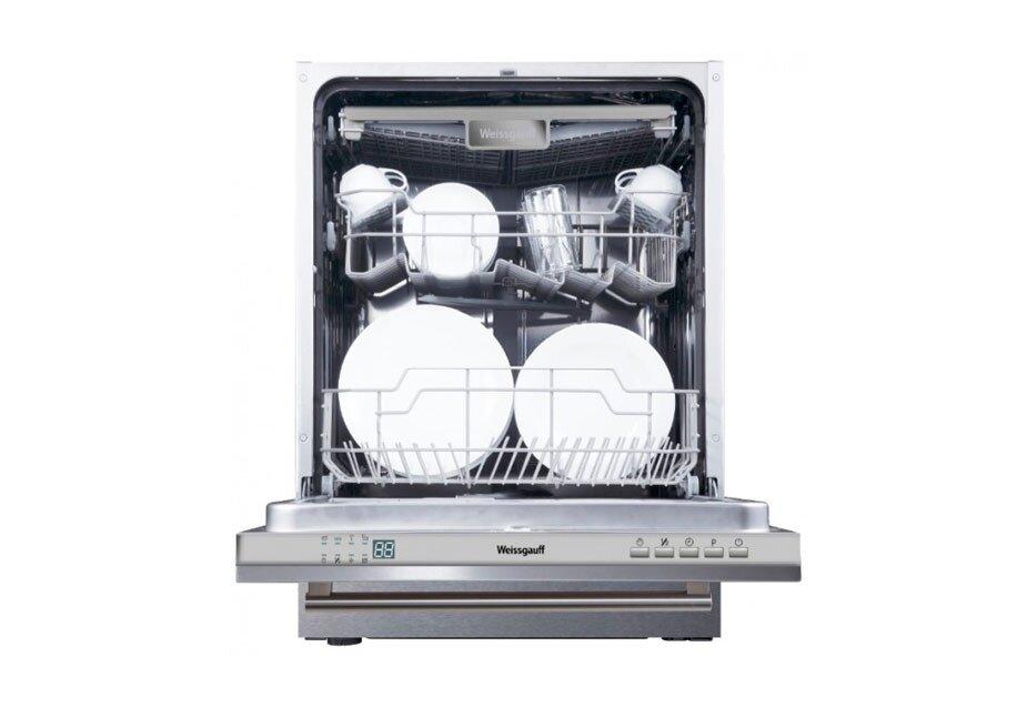 Посудомоечные машины, Посудомоечная машина Weissgauff BDW 6134 D от Fran-mebel