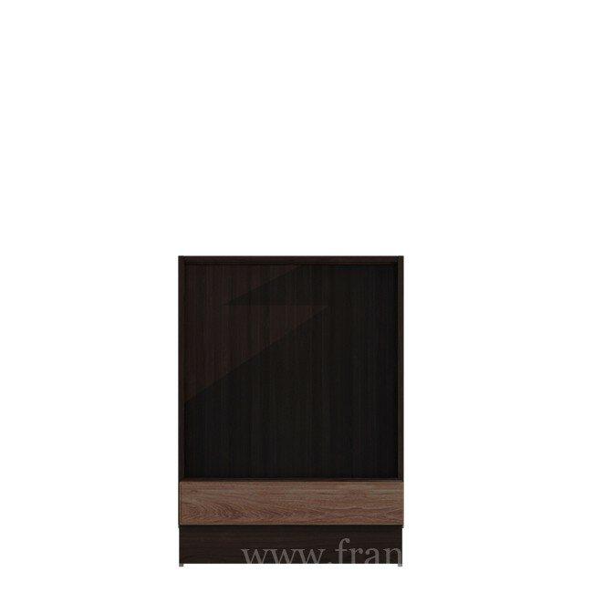Кухня Юлия (Мария), Стол под встраиваемую духовку, СД-60/82 Дуб мореный