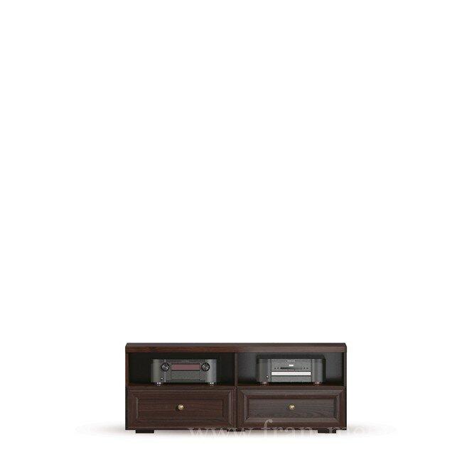 Гостиная Гавана (Лофт), ТВ-тумба СВ-311/2 Гавана (Лофт) шоколад
