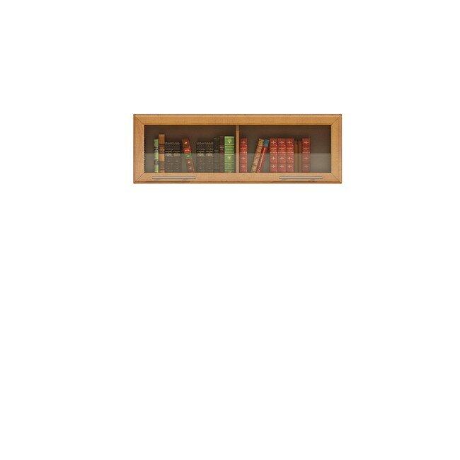 Спальня Эстель (Прованс), Полка-витрина СВ-408 Эстель (Прованс) орех от Fran-mebel