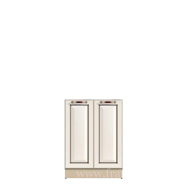 Кухня Барбара Люкс (Дана), Стол, С3/2-60/82 Слоновая кость