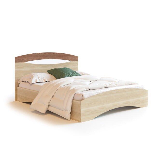 Спальня Болеро (Марта), Кровать СВ-434 Болеро (Марта) шимо