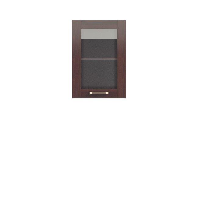 Кухня Катрин Шейкер (Лара), Витрина, Г-50/72 Орех