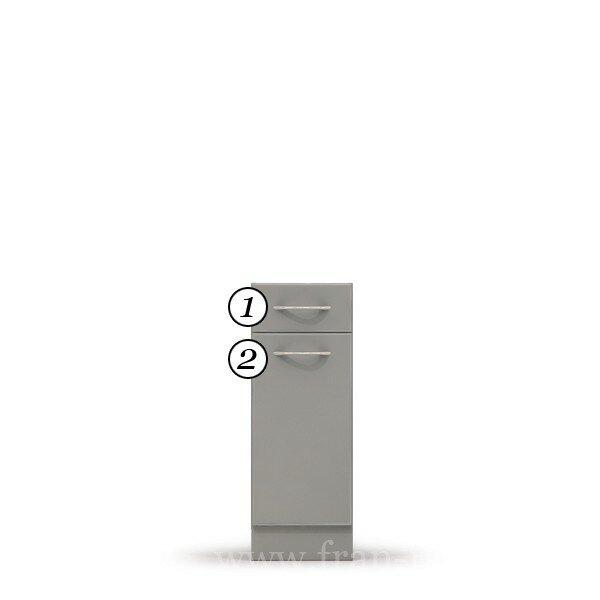 Кухня Катрин Шейкер (Лара), Стол, С1/1-30/82 Орех