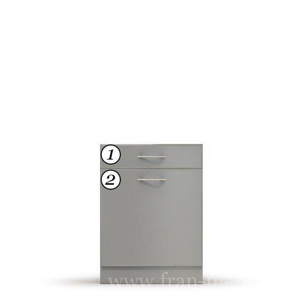 Кухня Катрин Шейкер (Лара), Стол, С3/1-60/82 Орех