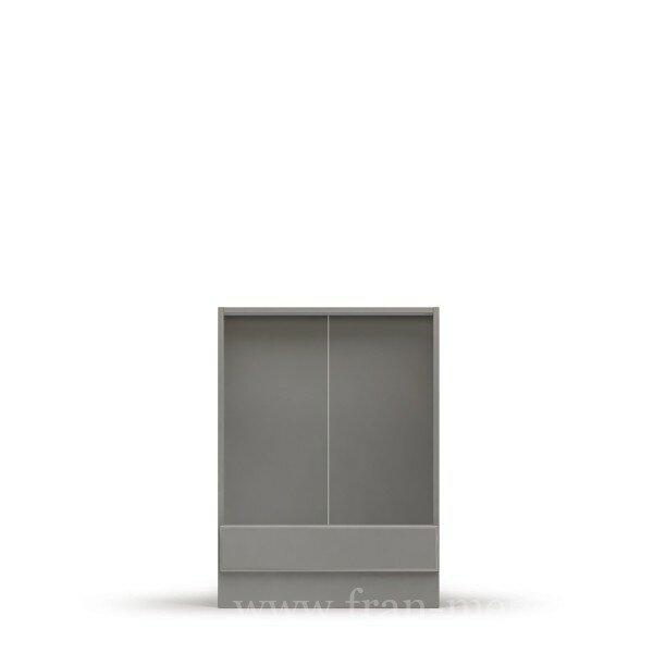 Кухня Катрин Шейкер (Лара), Стол под встраиваемую духовку, СД-60/82 Орех